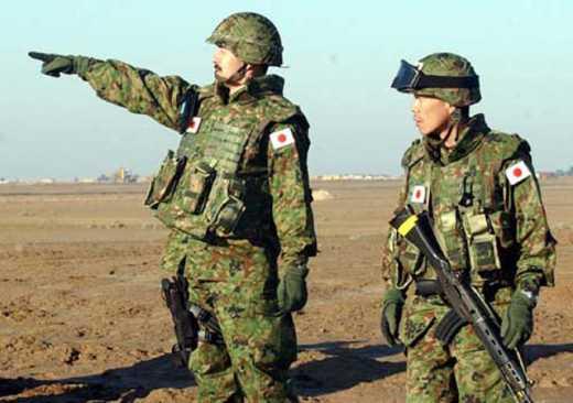 Спорная территория Курил: В Японии, хотят внести изменения в конституцию, в части использования армии