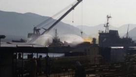 В Камчатке на базе атомных подводных лодок уронили ракету. Идет ликвидация аварии.
