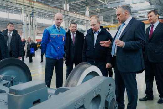 Из области шизофрении: российские промышленники видят позитив в падении рубля (видео)