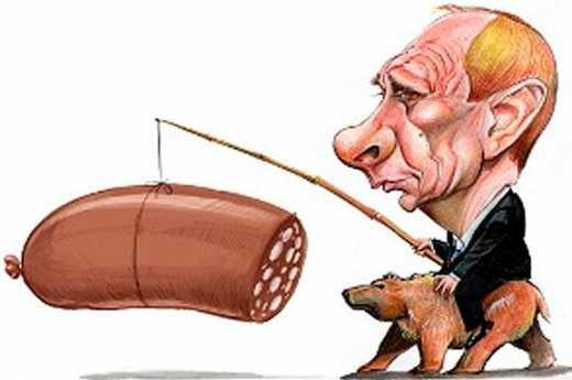 Импортозамещение продолжается: В РФ появилась колбаса из пшеницы (ФОТО)