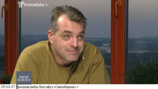 Контрактная армия обойдется Украине в 100 миллиардов гривен в год, — Бирюков (ВИДЕО)