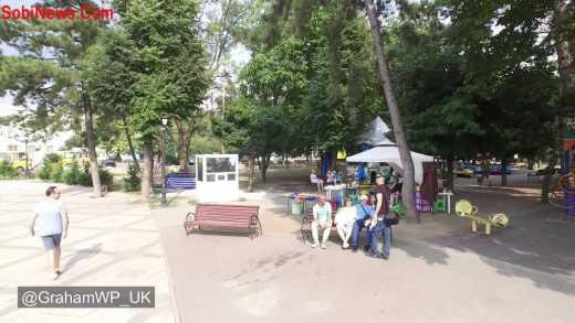 Крым. Интервью рашиста – пошло не так