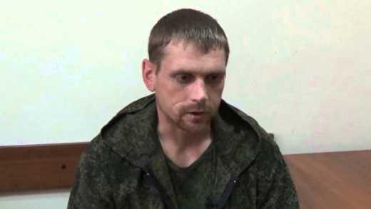 Пленный российский майор обратился к Путину с просьбой не отрекаться от него (ВИДЕО)