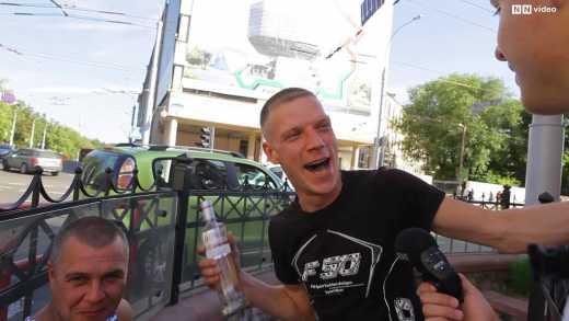 Почему нас не пускаю праздновать день ВДВ на место где было совершено много убийств, — десантник из РФ в Минске ВИДЕО