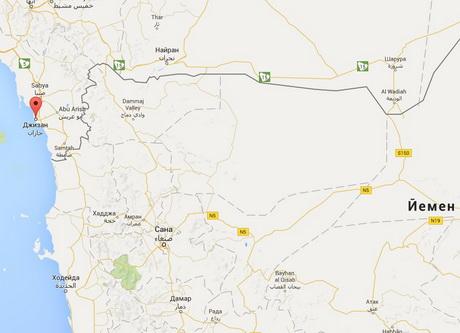 Войска Саудовской Аравии вошли на территорию Йемена