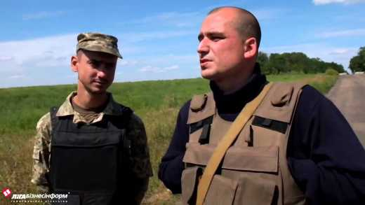 """Террористы-инопланетяне: Бойцы ВСУ рассказали, какие хитрости применяют боевики """"ДНР"""", чтобы подобраться к украинским позициям ВИДЕО"""