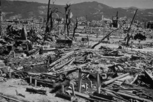В РФ хотят создания международного трибунала по Хиросиме и Нагасаки