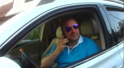 Я народный депутат: В сети появилось видео разговора С. Мельничука с полицейскими ВИДЕО