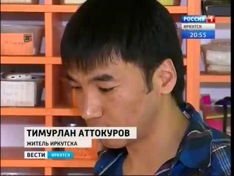 Житель Иркутска изобрел Айфон 7, склеив 2 телефона.