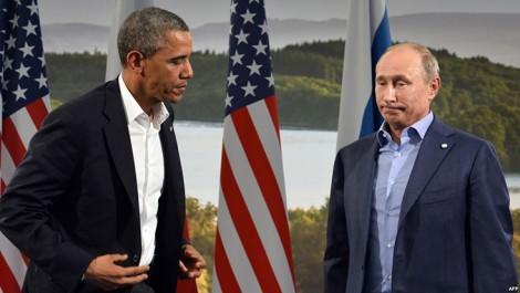 Обама во время встречи с Путиным поставил ему ултиматум