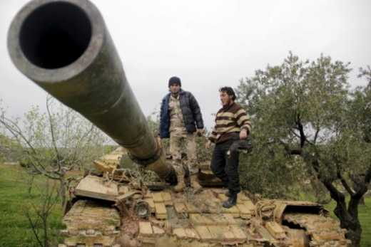 Сирийская отдушина для ура-патриотов