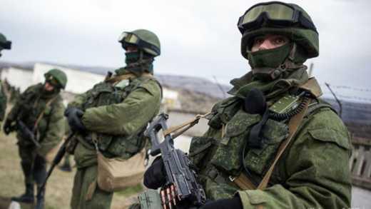 Какое вторжние? Русские боятся украинцев