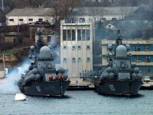 Искандеры смеются над россиянами: Один корабль США за 6 минут способен пустить весь ЧФ РФ на дно