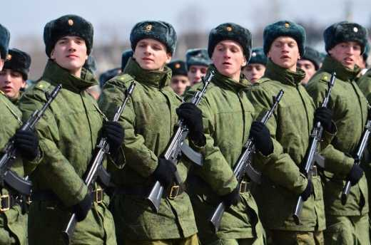 Призывной возраст на Украине увеличат до 20 лет