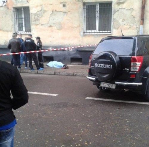"""Во Львове убит родственник криминального авторитета, который спонсировал партию """"Свобода"""""""