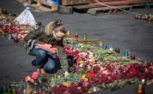 Доказательства преступлений на Майдане уничтожены