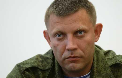 Захарченко призывает ДНР готовиться к возобновлению войны