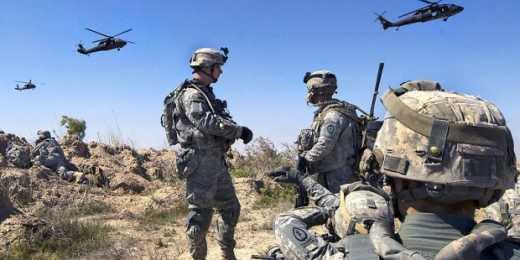 Спецназ Альянсу веде бої з талібами неподалік міста Кундуз