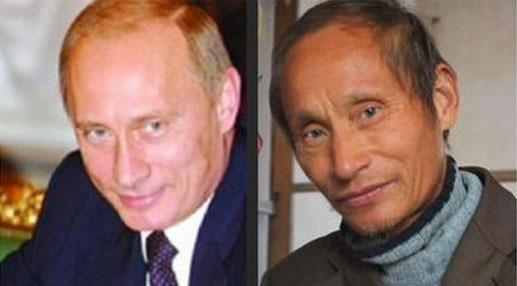 Путин — китайский крестьянин с провинции Шанси, — соц.сети тролят президента РФ