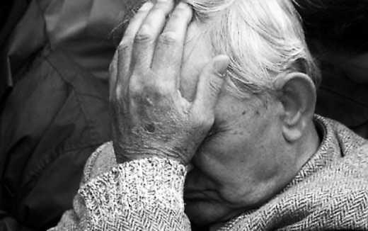 В РФии за полведра песка оштрафовали пенсионера