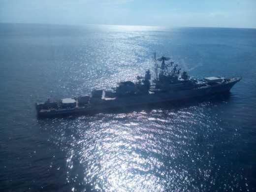 Российские корабли возобновили провокации в Черном море!