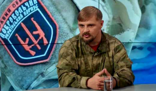 Правий сектор обіцяє відрізати Крим від електропостачання