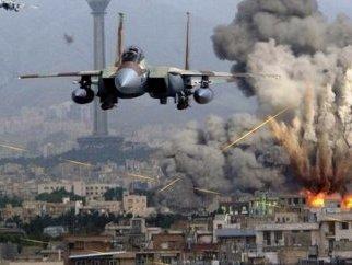 Российская авиация начала бомбардировки Сирии