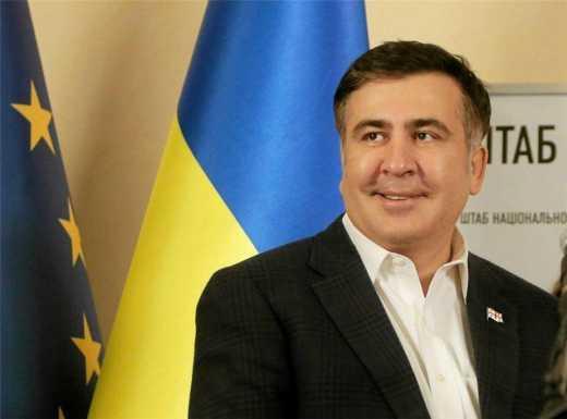 Саакашвили заявил, что экономика Украины приблизилась к Африке