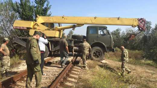Рада може узаконити блокаду окупованого Криму та Донбасу