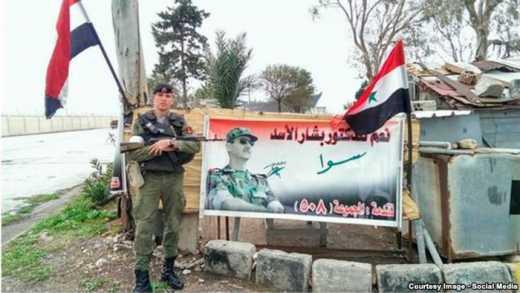 Российская армия убила прорвавшихся в Россию ополченцев, отказавшихся ехать в Сирию