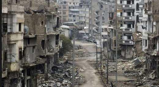 Первый груз-200 из Сирии в РФ: На территории военного аэродрома Айн-Исса обнаружено 103 тела