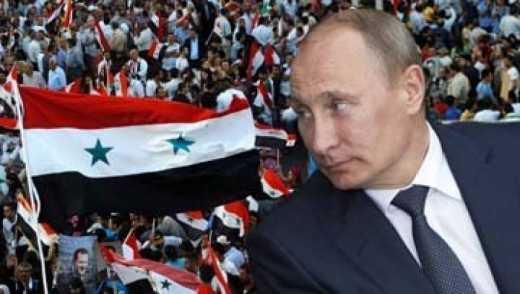 Россия в Сирии разворачивает наземную операцию (скрин)