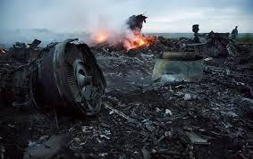 Збитий малайзійський Boieng 777 під Торезом, 17 липня 2014 рік
