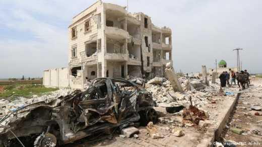 Війська Асада разом з своїми союзниками готує наступ на Алеппо