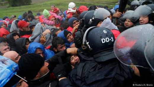 Словенія використовуватиме Збройні сили на кордоні