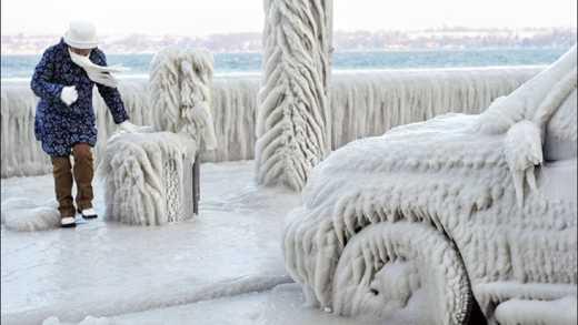 На Россию движется столетний холод: ученые перепугали москалей жуткими прогнозами