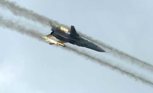 Третий за неделю! Сбит ещё один самолет РФ, летчиков расстреливали в воздухе