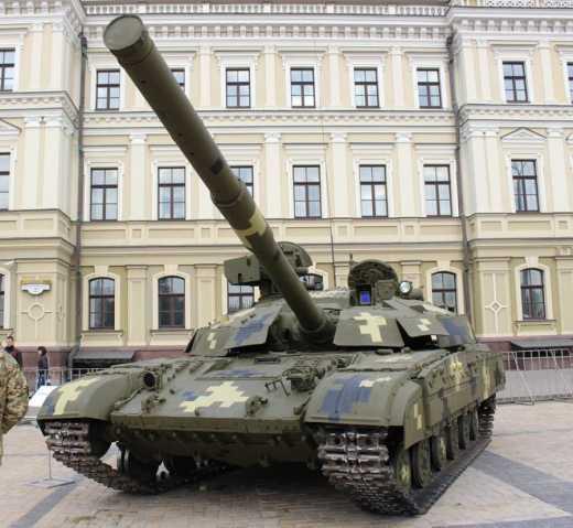 Сила непокоренных в Киеве (фото)
