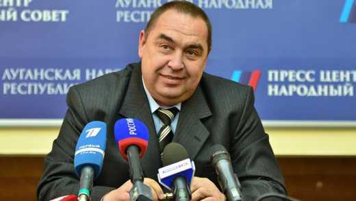 В «ЛНР» выборов не будет, – Плотницкий