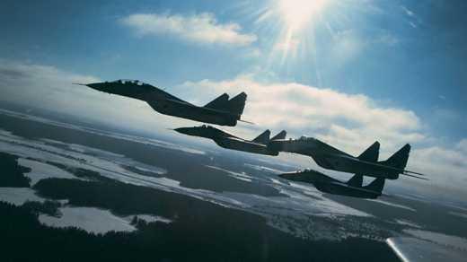 Россия нападет на Украину с воздуха