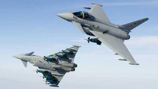 НАТО разрешило своим пилотам атаковать российские самолеты над Ираком