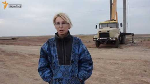 Активисты начали блокировать подачу электричества в Крым, первая ветка уже отключена