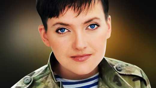Надя Савченко снова объявила голодовку