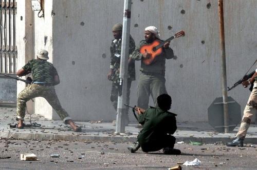 Смерть под музыку