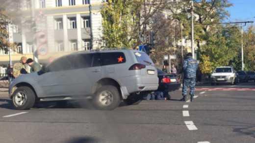 «ДНРовцы» до крови испинали жителя Донецка, и 15 минут не пускали к нему «скорую»