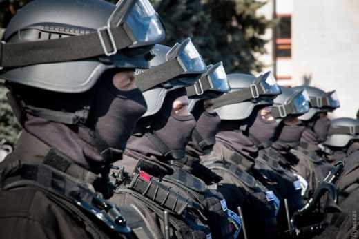 В Одессе Порошенко показали отборных карателей! (фото)