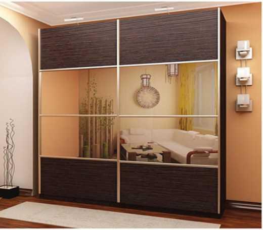 шкафы для прихожей Шкафы-купе KOMANDOR
