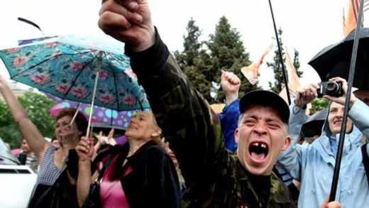 Это какой-то неудавшийся генетический эксперимент?, – жительница Донецка о боевиках