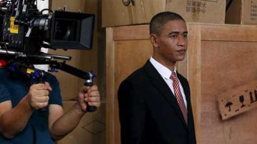 Китаец зарабатывает на Обаме $1,5 тысячи всего за 10 минут