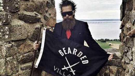 Шведские силы антитеррора были подняты по тревоге из-за фотосессии «Бородатых разбойников»